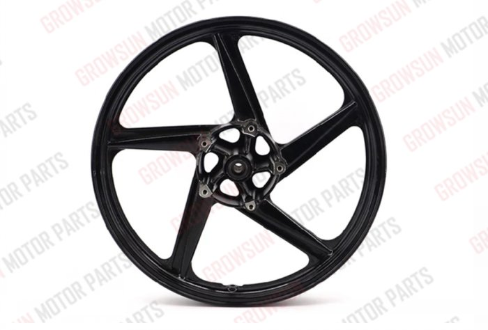 YBR125 FRONT ALLOY WHEEL