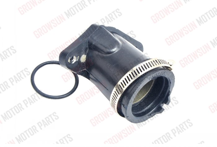 YBR125 CARBURETOR INTAKE PIPE